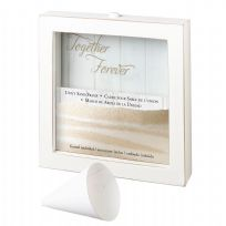 Small Unity Sand Ceremony Picture Frame